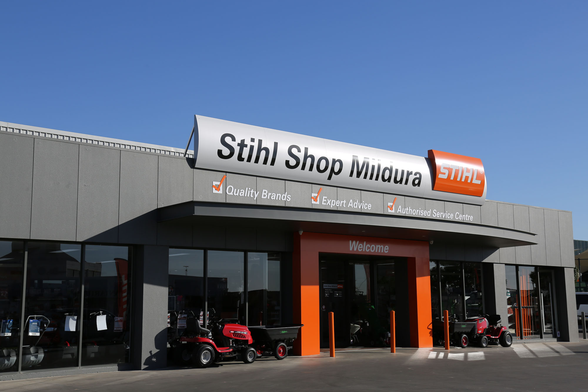 list of synonyms and antonyms of the word stihl store. Black Bedroom Furniture Sets. Home Design Ideas